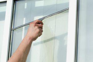 Nettoyage vitre, vitrine, véranda