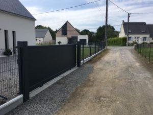 Portail et Clôture - Nivillac - Morbihan - Loire Atlantique